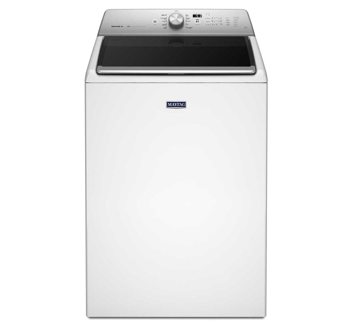 Picture of Maytag Super Capacity Top Load Washer & Dryer Pair