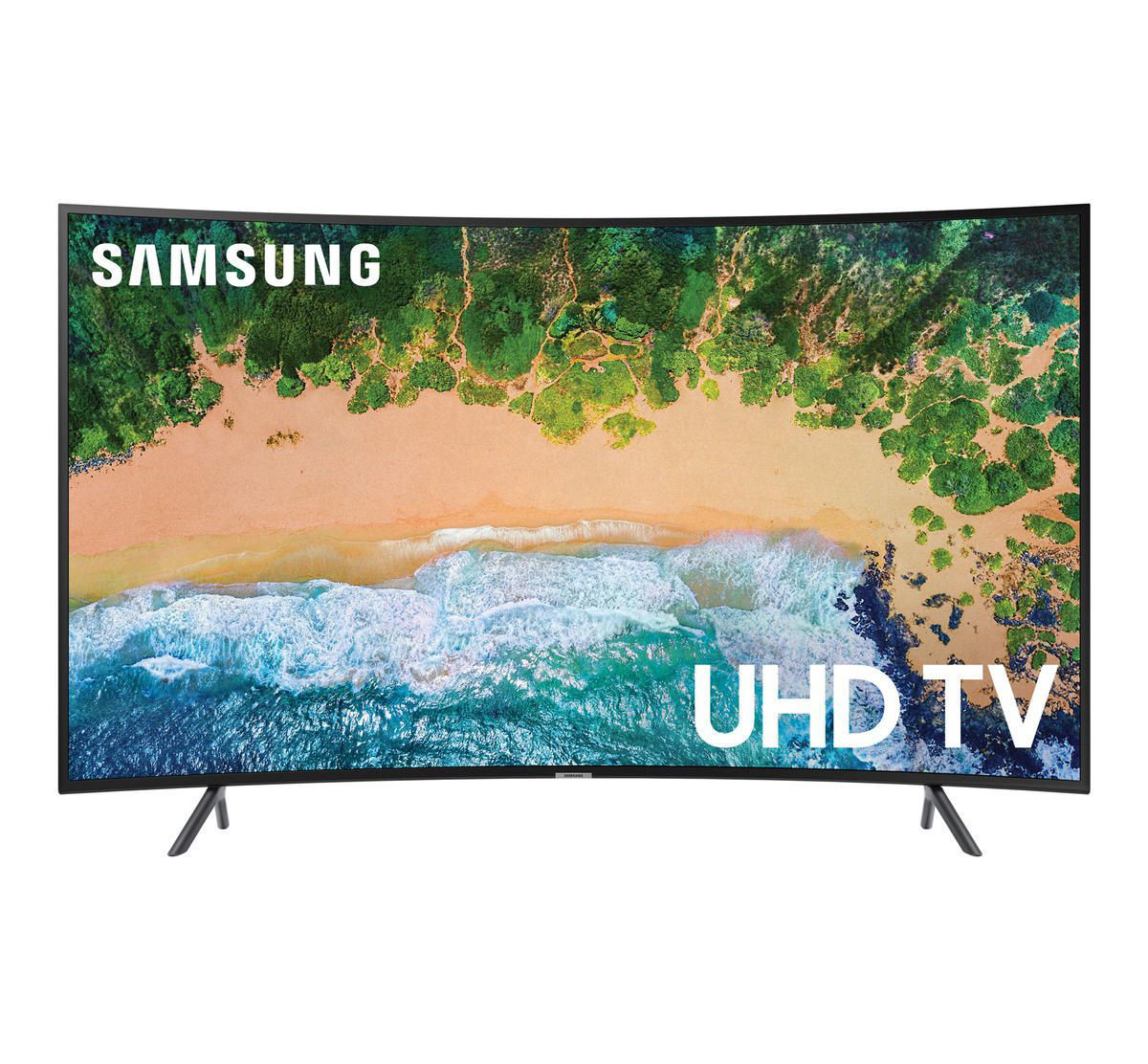 "Picture of SAMSUNG 55"" CURVE SMART 4K ULTRA HD TV"