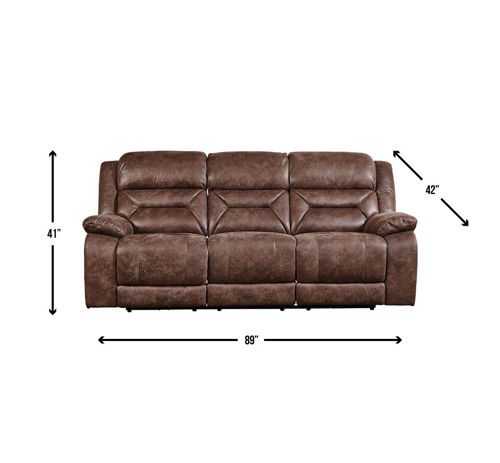 Picture of COLOSSUS RECLINING SOFA