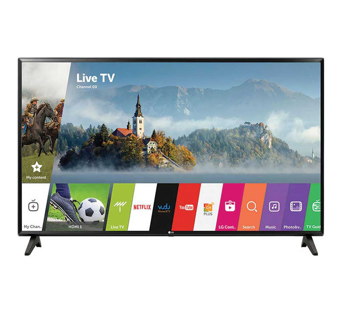 "Picture of LG 43"" SMART LED TV"