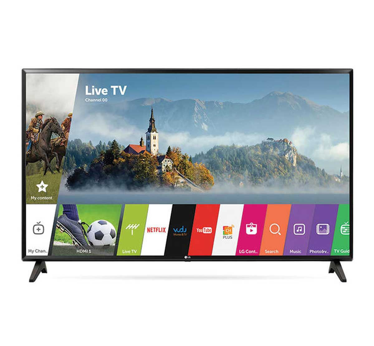 "Picture of LG 32"" SMART LED TV"