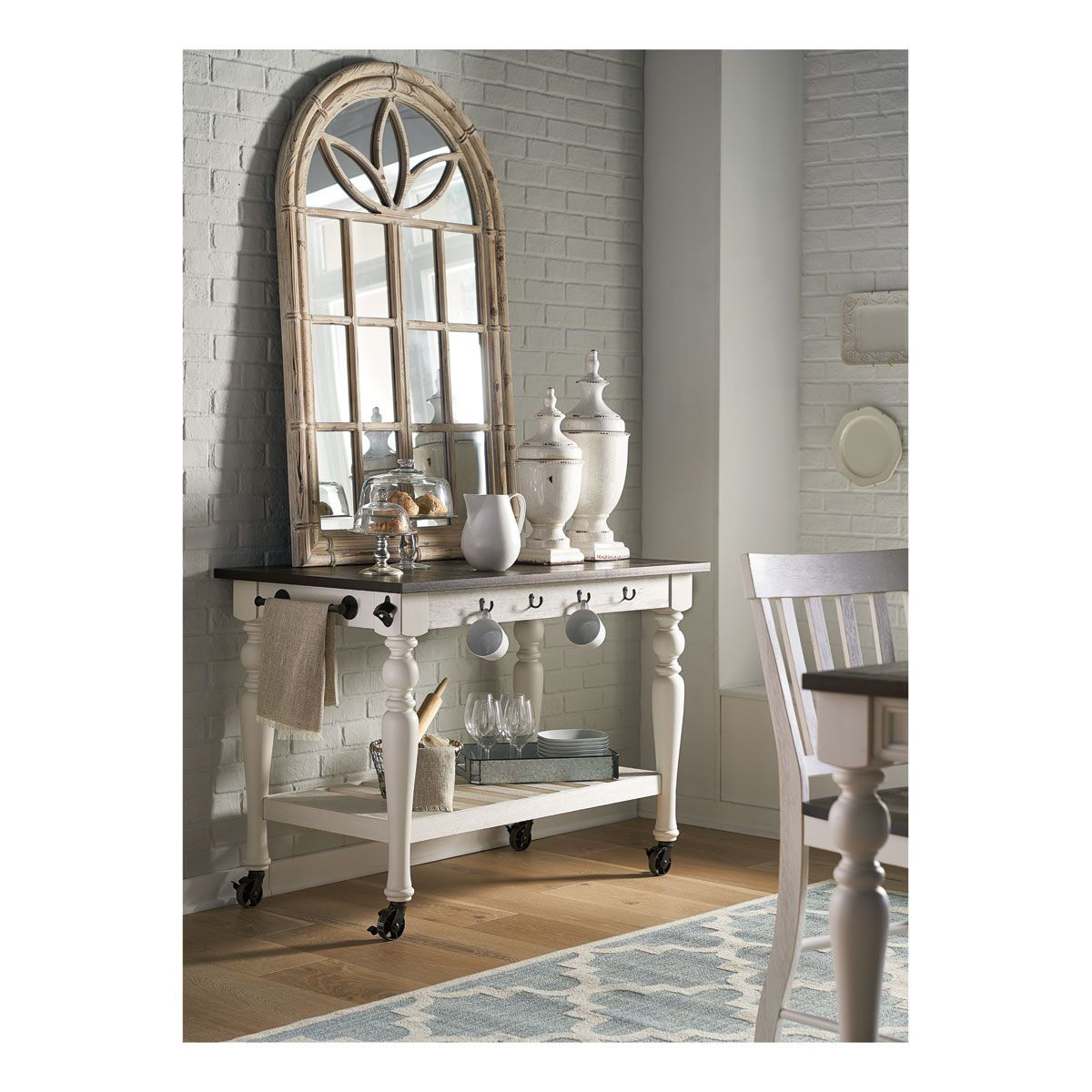 Picture of BRIARWOOD KITCHEN ISLAND