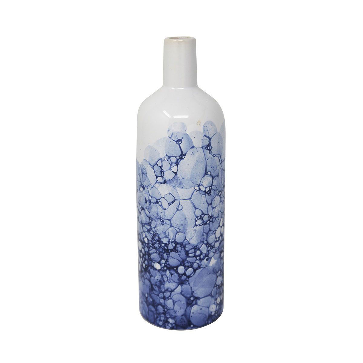Picture of LARGE BLUE VASE