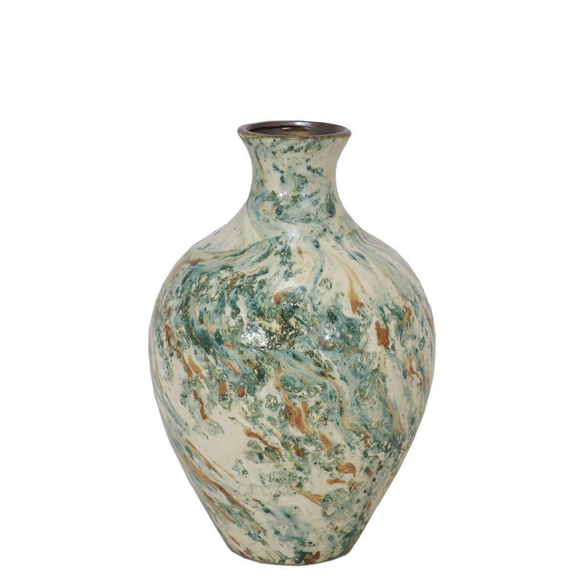Picture of SMALL MULTI COLOR VASE