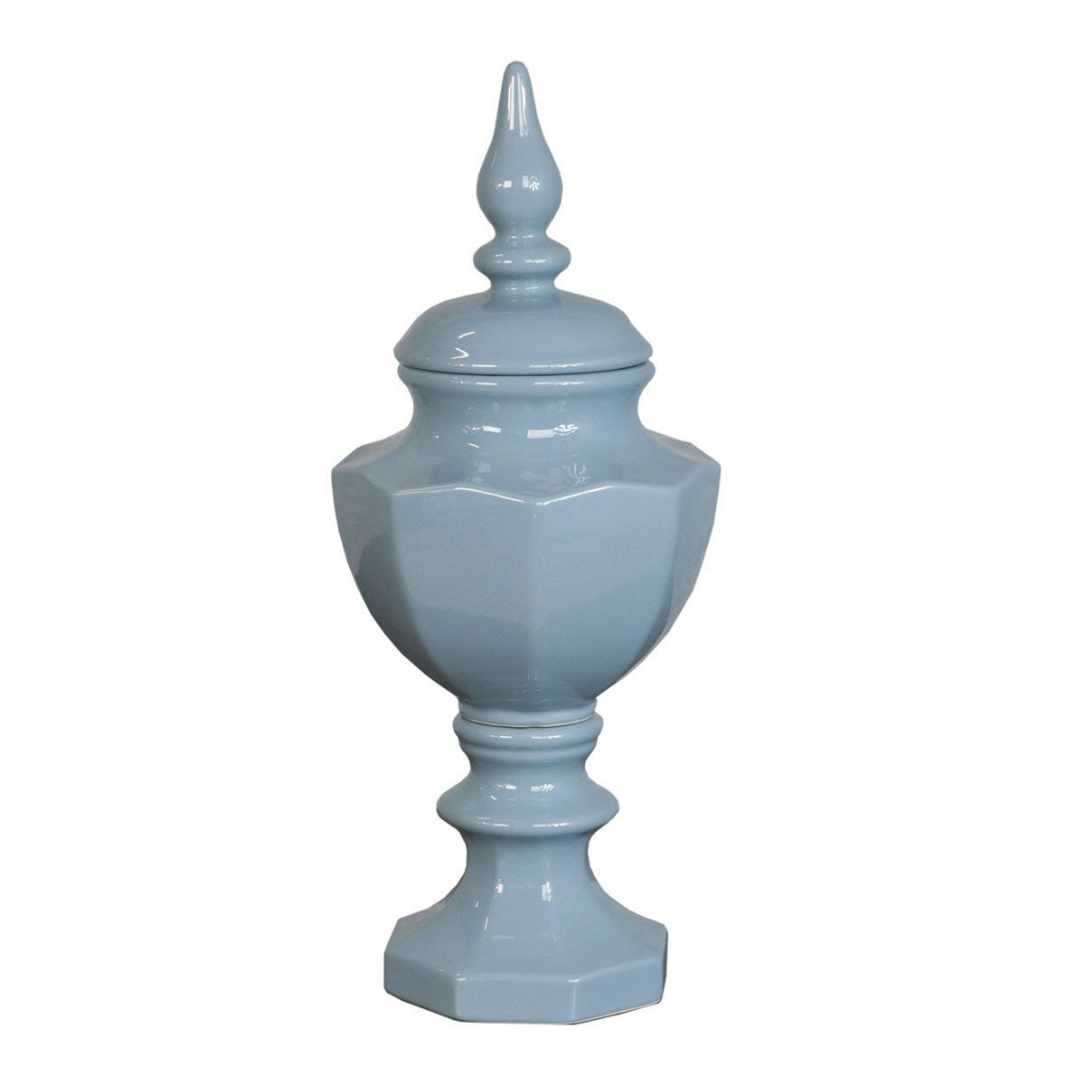 Picture of LARGE LIGHT GREY URN