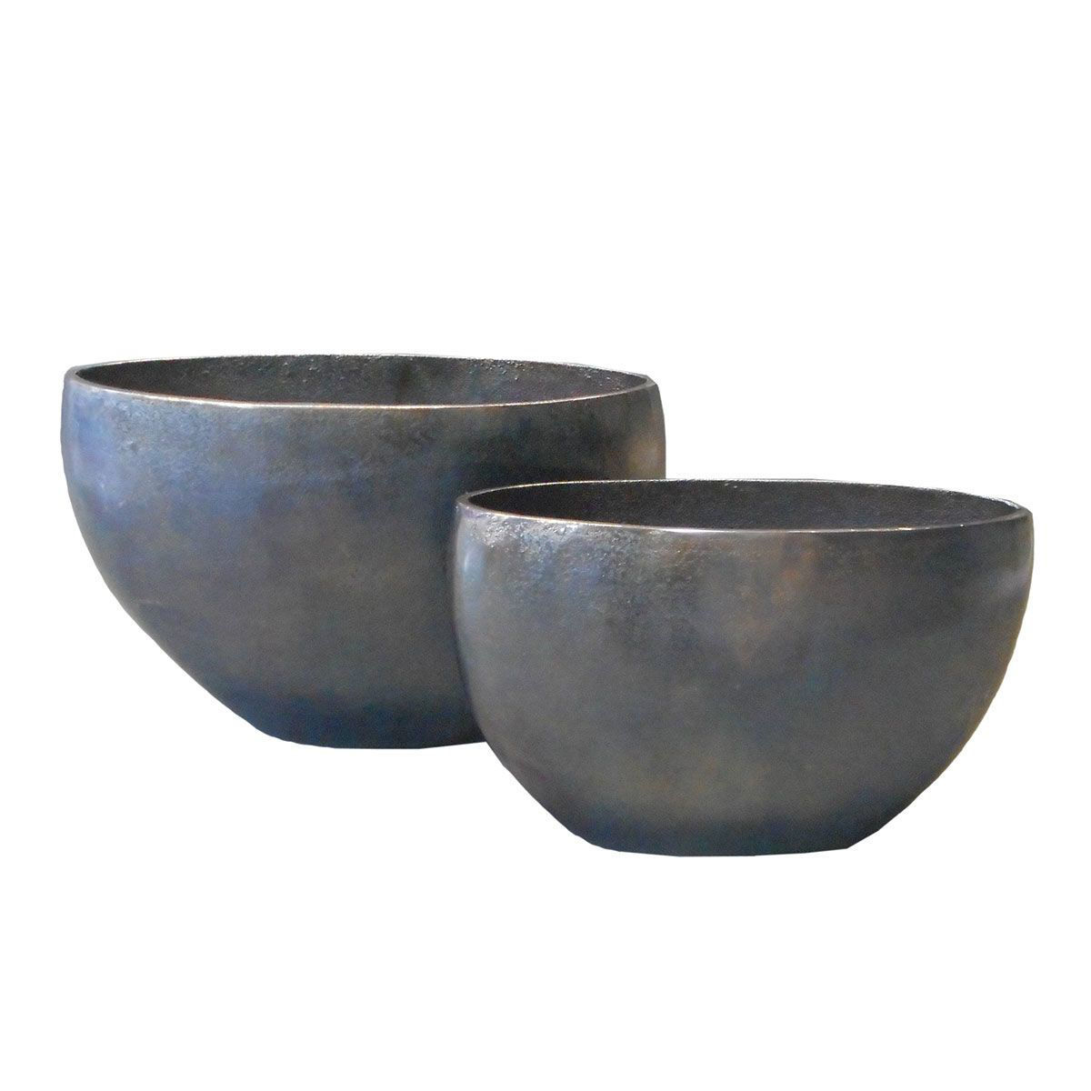 Picture of OLD BROWN ACCENT BOWL SET