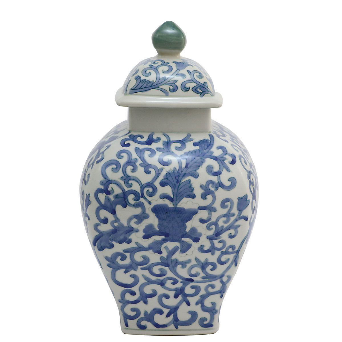 Picture of BLUE/WHITE URN