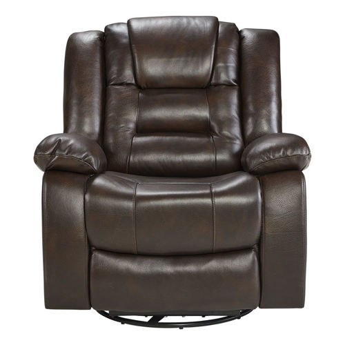 Picture of NEXUS CHOCOLATE DUAL POWER SWIVEL RECLINER