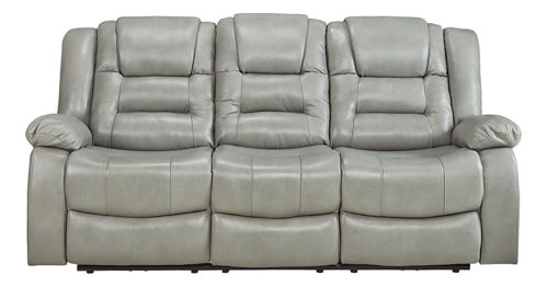 Picture of NEXUS GREY DUAL POWER RECLINING SOFA