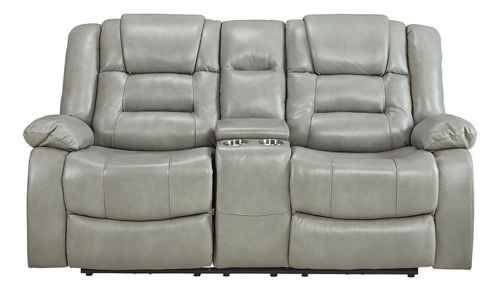 Picture of NEXUS GREY DUAL POWER RECLINING LOVESEAT