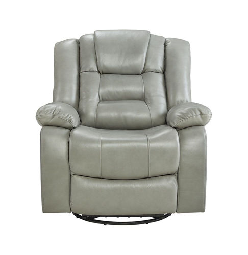Picture of NEXUS GREY DUAL POWER SWIVEL RECLINER