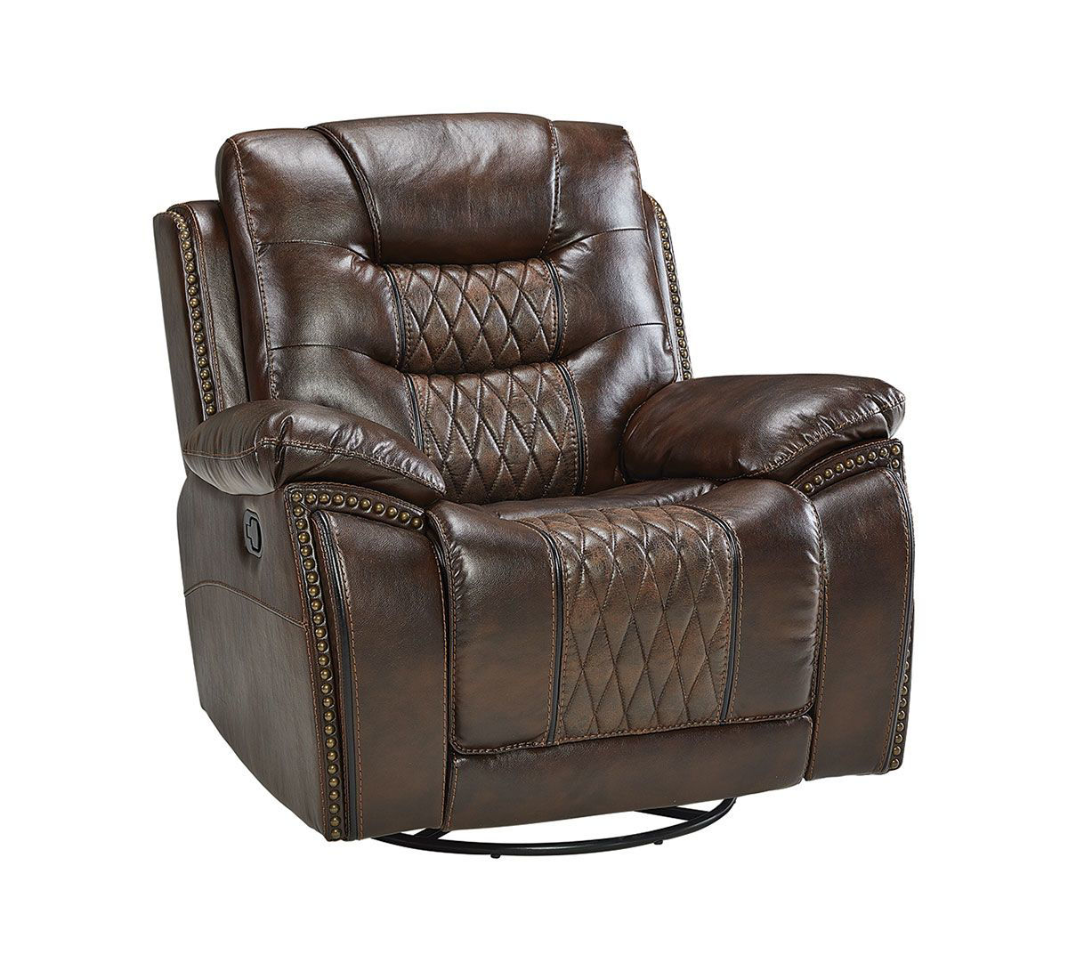 Picture of COMMANDER SWIVEL GLIDER RECLINER