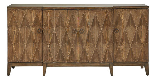 Picture of BERNANDINO ACCENT CABINET