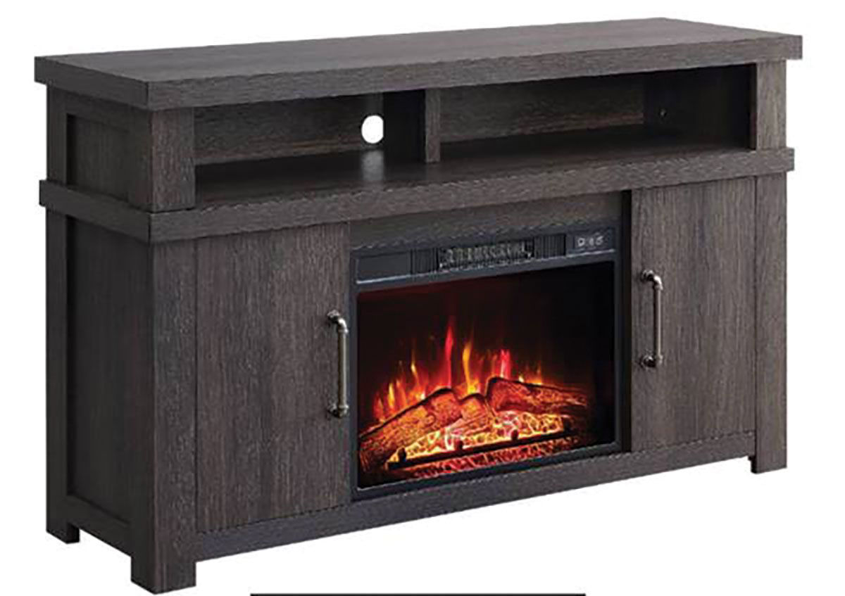 "Picture of EVERETT 54"" FIREPLACE CONSOLE"