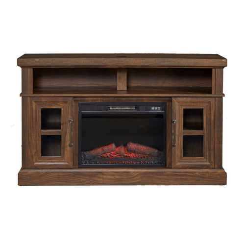 "Picture of WILSON 54"" FIREPLACE CONSOLE"