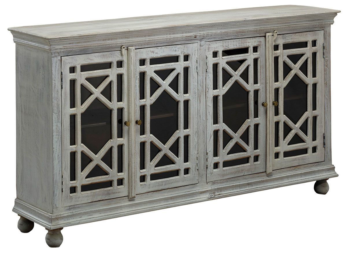 "Picture of COVINA 72"" ACCENT CABINET"