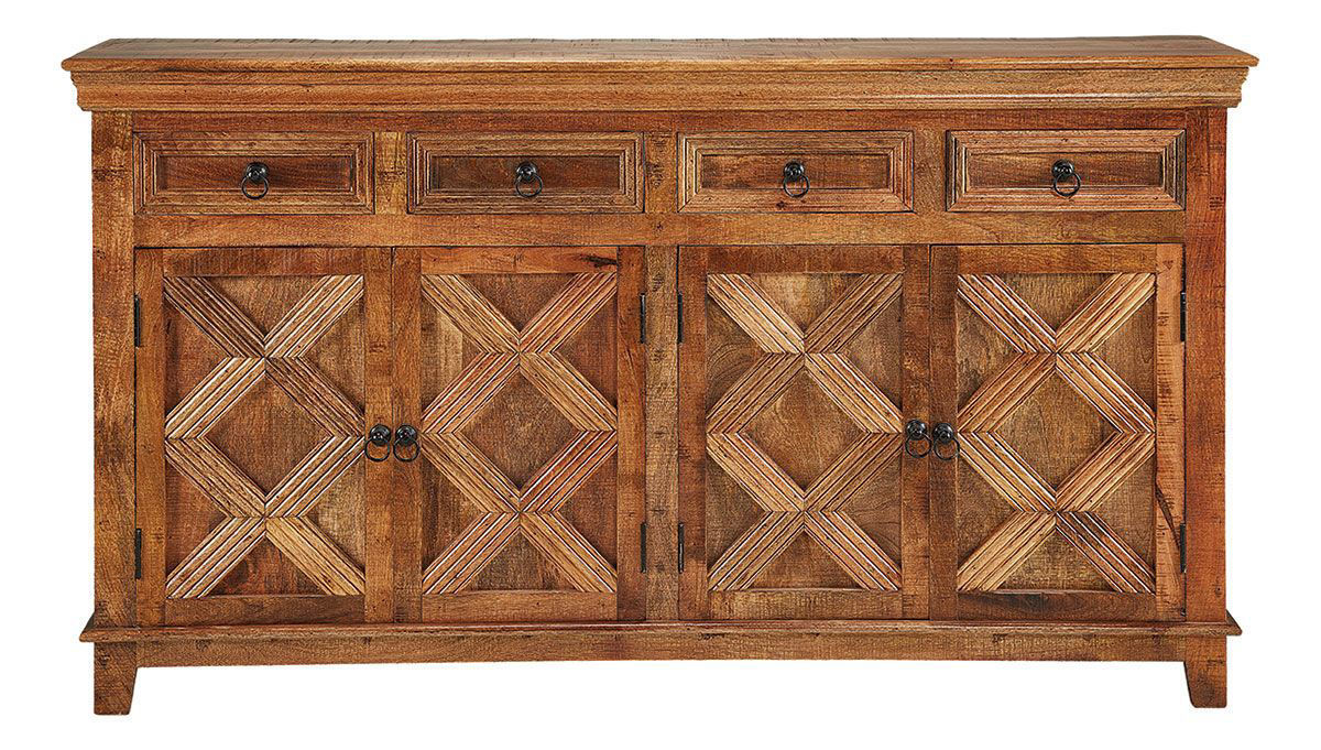 "Picture of COLLINGWOOD 80"" ACCENT CABINET"