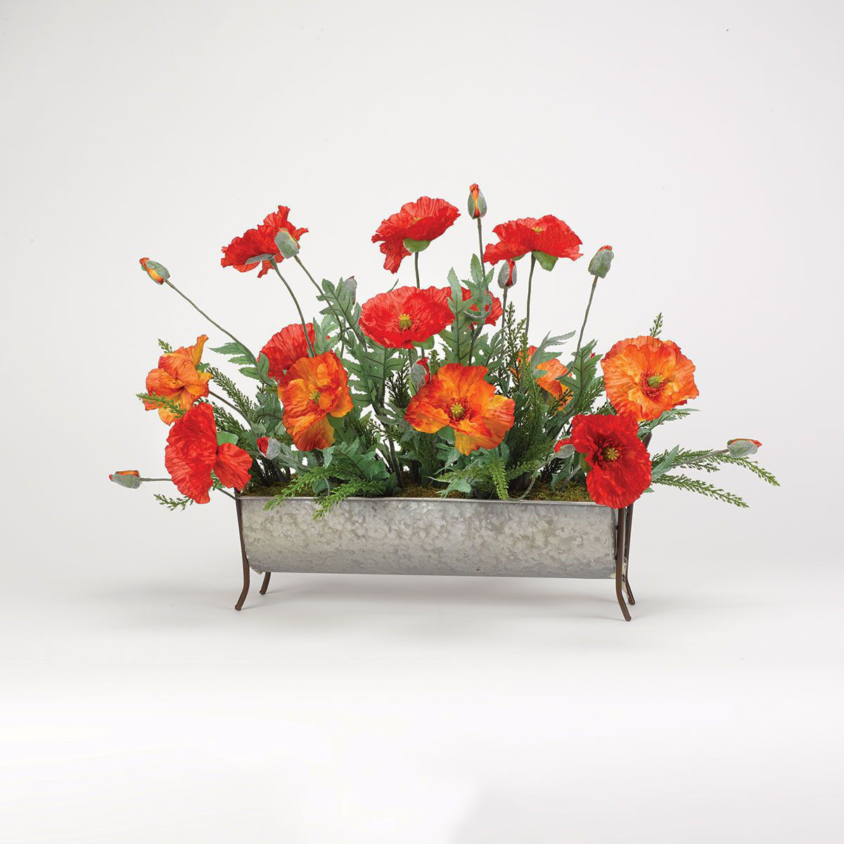 Picture of ORANGE/RED POPPIES
