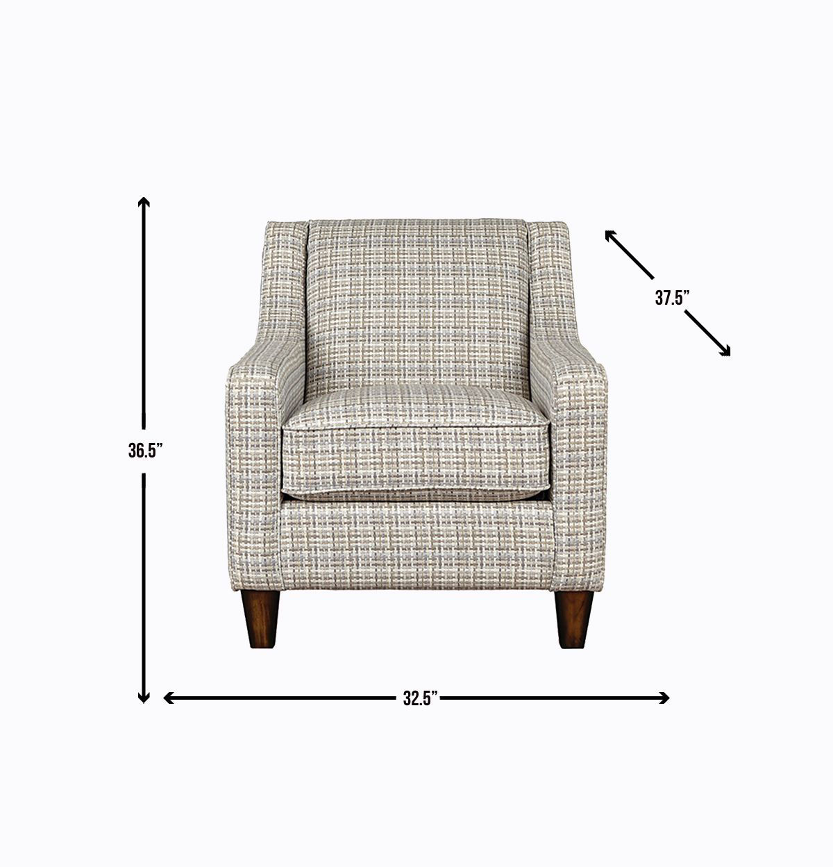 Picture of MARKHAM ACCENT CHAIR