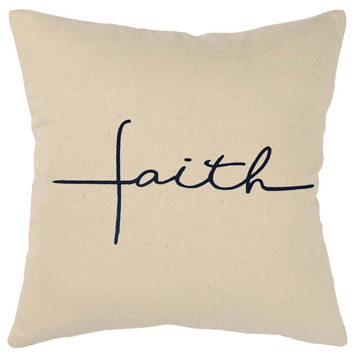 Picture of FAITH THROW PILLOW