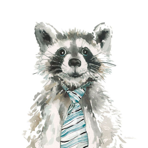 Picture of HAPPY RACOON WALL HANGING