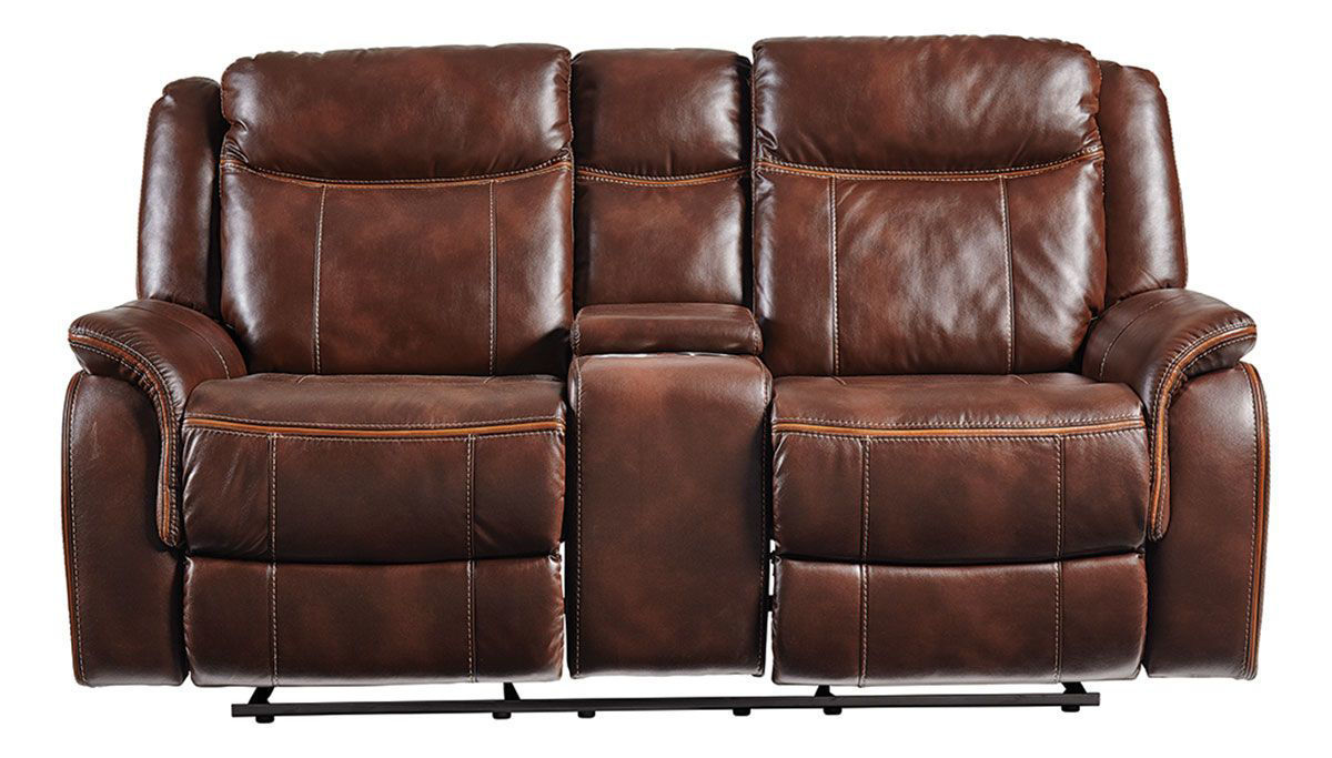 Picture of RONAN II GLIDING CONSOLE LOVESEAT