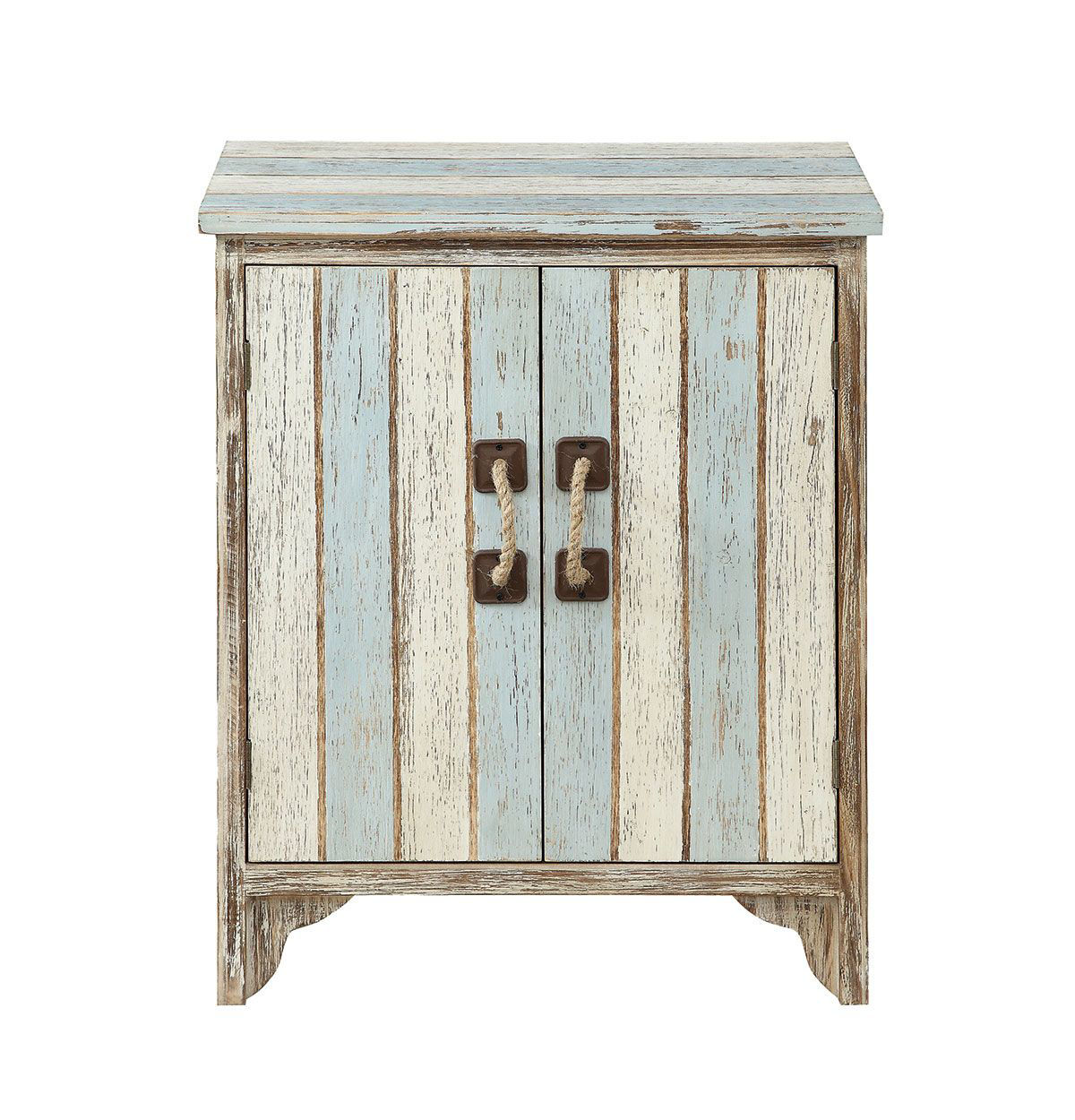 Picture of SHORELINE ACCENT CABINET