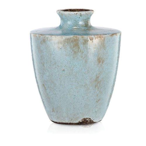 Picture of BLUE GLAZE VASE