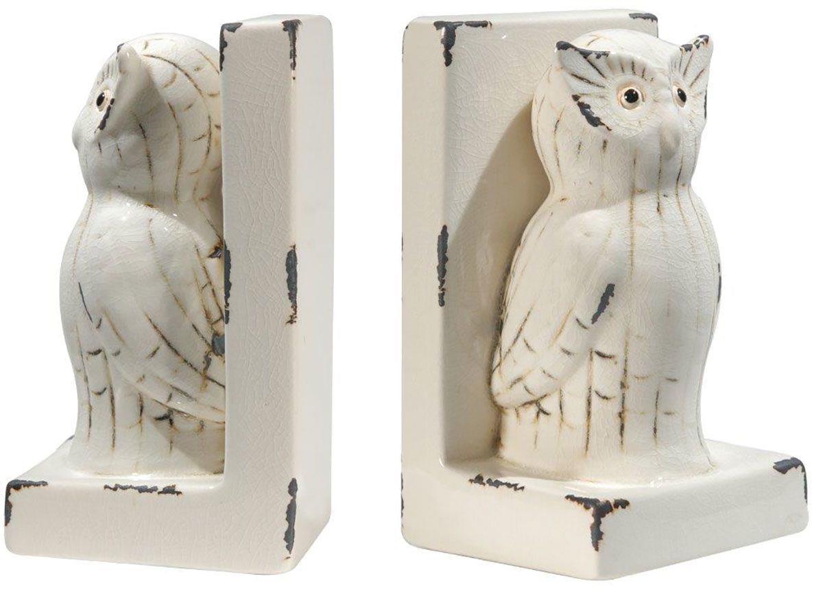 Picture of OWL BOOKENDS