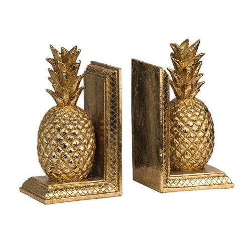 Picture of PINEAPPLE BOOKENDS
