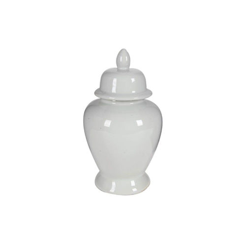Picture of SMALL GLOSS WHITE JAR