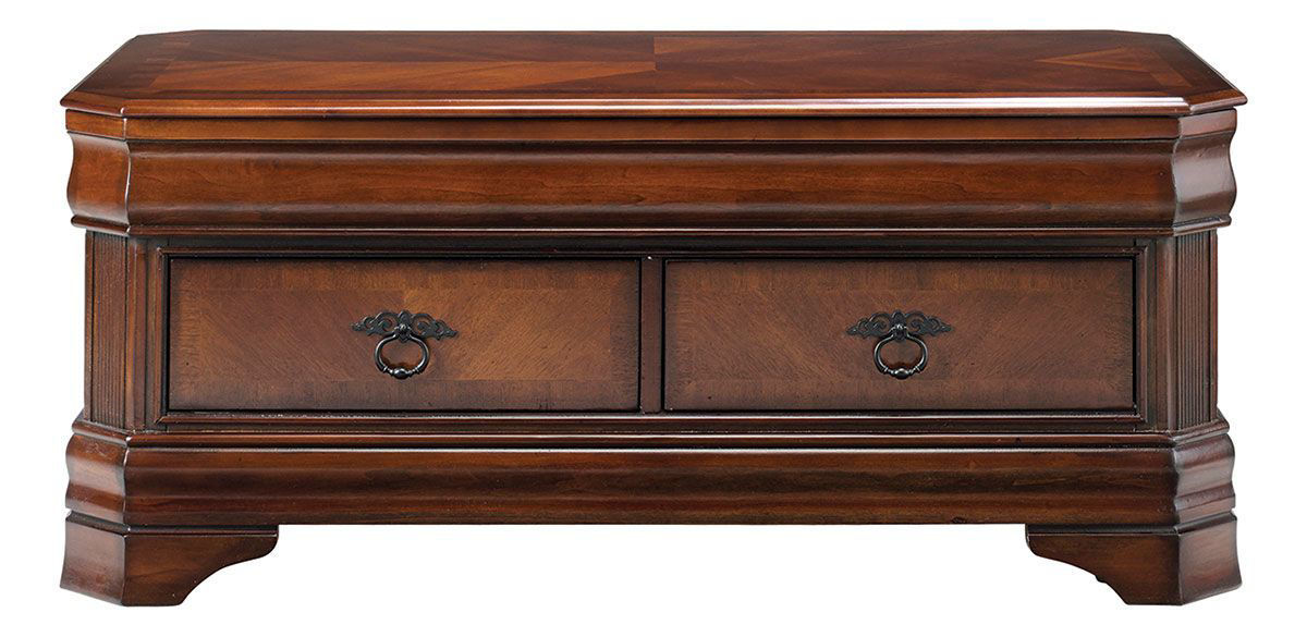 Picture of CHAMBERS LIFT TOP COFFEE TABLE