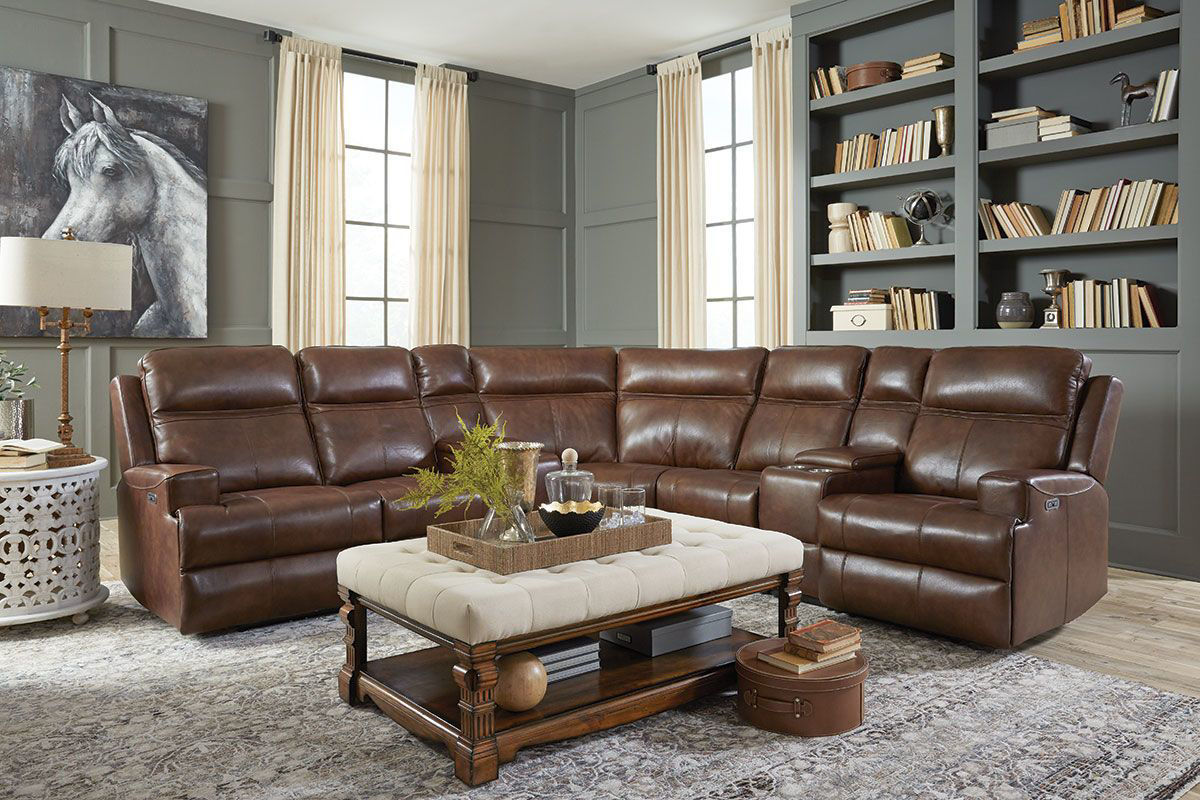 Picture of BROWNING 6 PIECE SECTIONAL