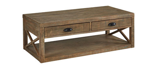 Picture of PALISADES CASTERED COFFEE TABLE