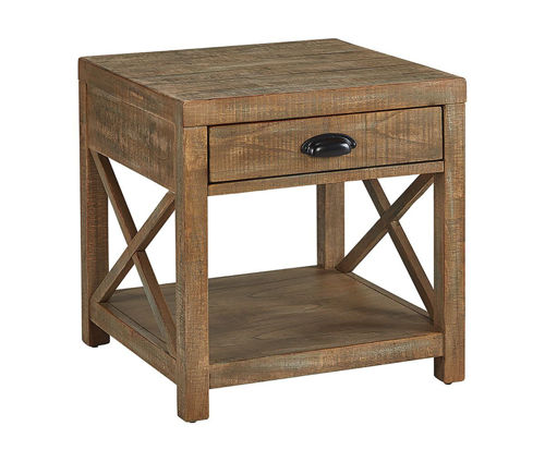 Picture of PALISADES END TABLE