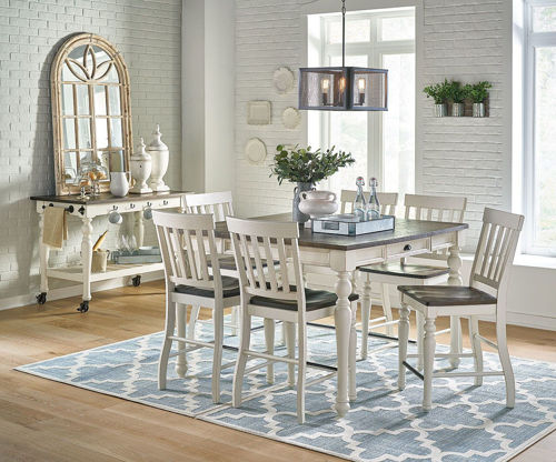 Picture of BRIARWOOD 5 PIECE COUNTER DINING SET