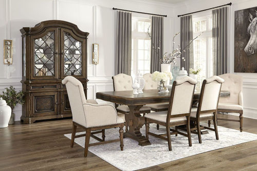 Picture of MERRIS 5 PIECE DINING SET