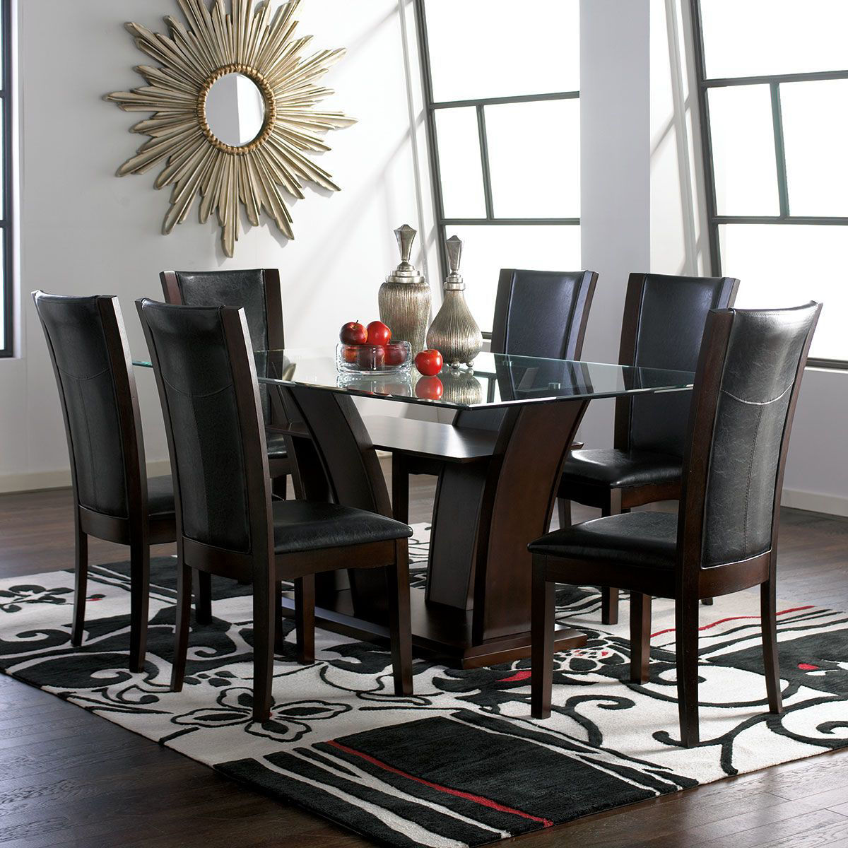 Tory 5 Piece Dining Set Badcock Home Furniture More
