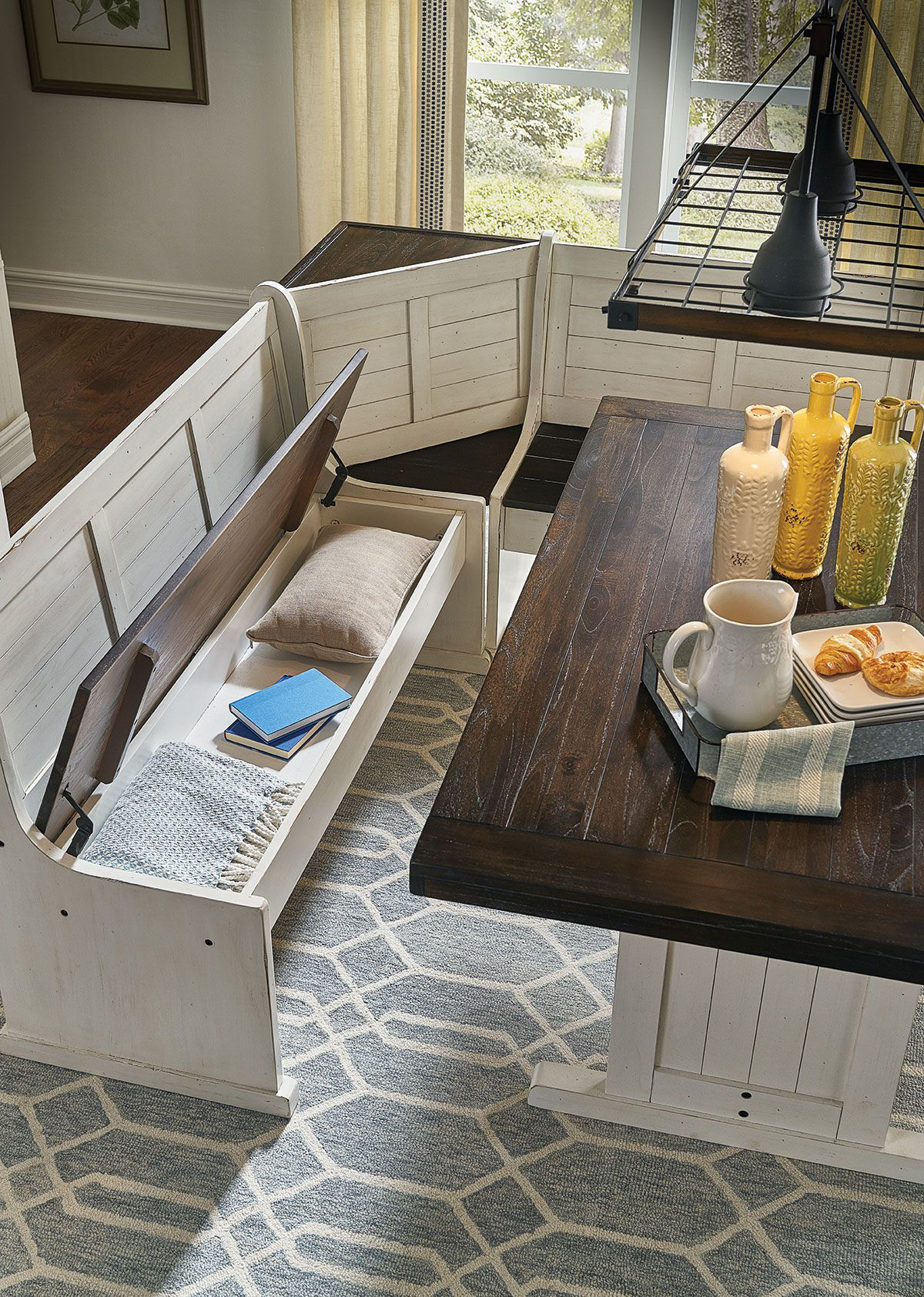 Picture of CHATHAM 4 PIECE DINING SET