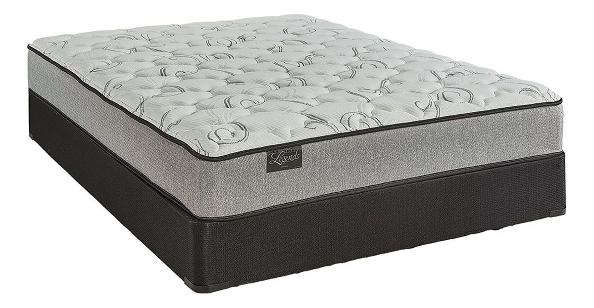 Picture of LEGENDS DIVINE PLUSH QUEEN MATTRESS SET