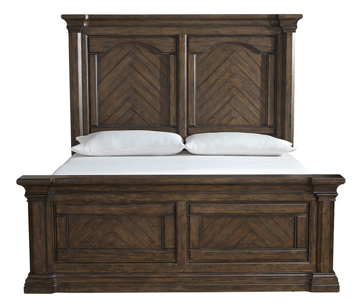 Picture of BAYNES COMPLETE QUEEN BED
