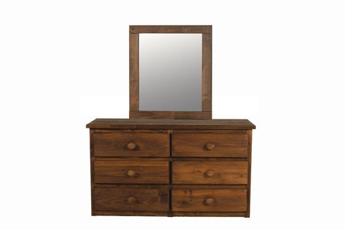 Picture of BAYLEE DRESSER & MIRROR