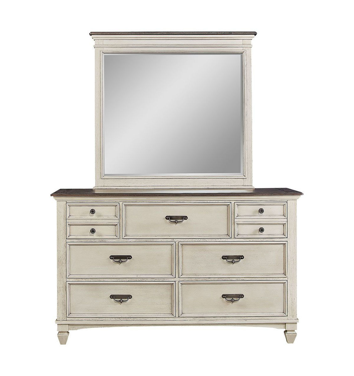 Picture of BROOKSIDE DRESSER & MIRROR