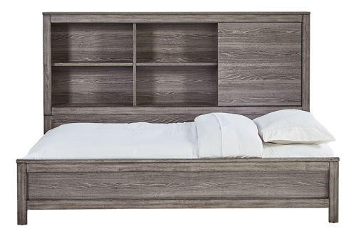 Picture of LEX COMPLETE BOOKCASE DAYBED