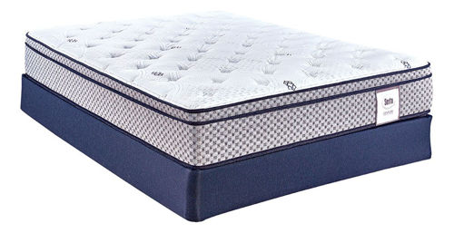 Picture of SERTA RIVERWEST QUEEN MATTRESS SET