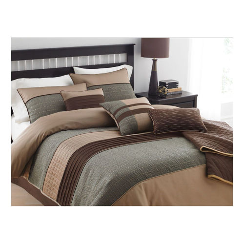 Picture of MODERN SMOOTH 7 PIECE KING LINEN SET