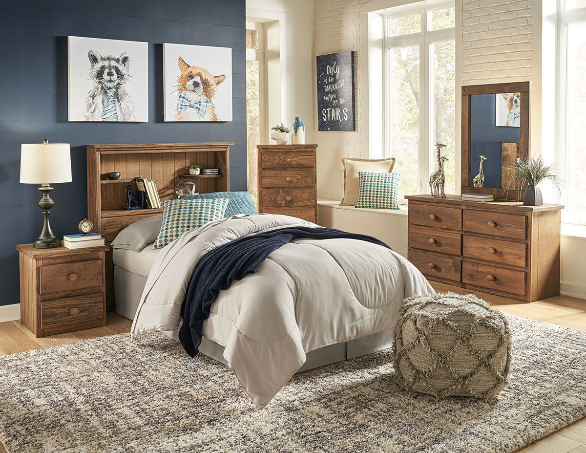 Picture of BAYLEE 4 PIECE TWIN BEDROOM SET