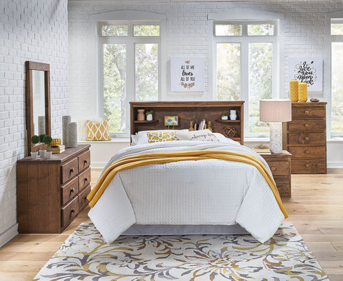 Picture of BAYLEE 4 PIECE FULL BEDROOM GROUP
