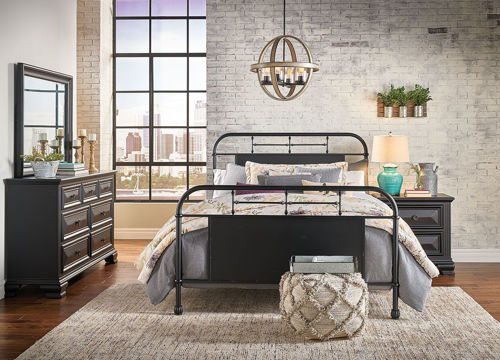 Picture of RALEIGH 5 PIECE KING BEDROOM SET