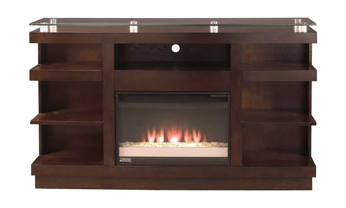 """Picture of NOVELLA 65"""" FIREPLACE MEDIA CONSOLE"""